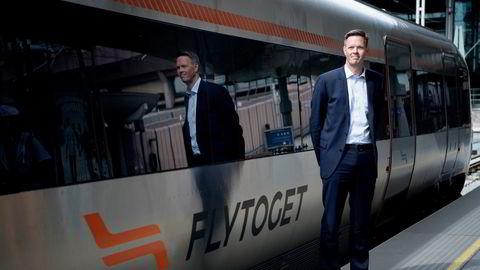 – Tidligere har vi opplevd askeskyer og finanskrisen, men usikkerheten var ikke i nærheten av det vi ser nå, sier Philipp Engedal, administrerende direktør i Flytoget.