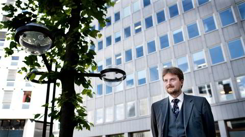 Tidligere fondsforvalter Arne Eidshagen i Forte Fondsforvaltning.