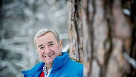 Christen Sveaas og hans selskap Kistefos er blitt storeier i riggselskapet Borr Drilling.