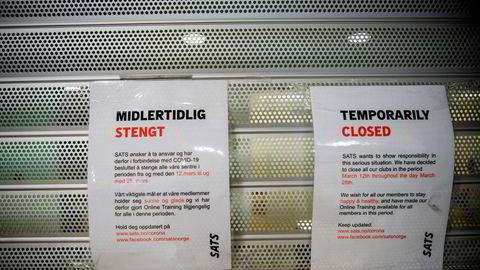 Pandemien og smitteverntiltakene har meget alvorlige konsekvenser for det norske samfunnet, ved arbeidsledighet og økonomiske tap, skriver Steinar Holden i innlegget.