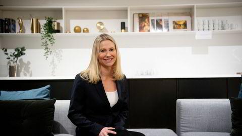 Nina Hammerstad har jobbet ti år i sentrale posisjoner i Oljefondet. Nå går hun i partnerskap med fem Odin-avhoppere og lager et nytt forvaltningsselskap.