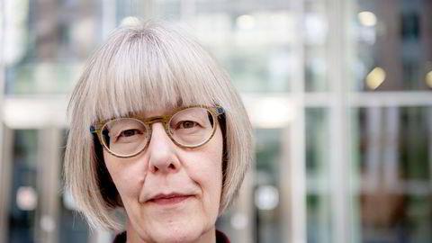 Statssekretær Anne Grethe Erlandsen (H) i Helse- og Omsorgsdepartementet får kritikk for tett SMS-dialog med Norsk Industri i juni.