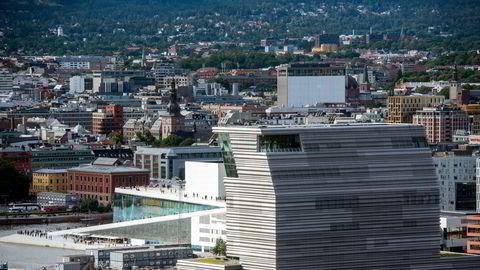 – Oslo vokser og behovet for regulering og bygging av nye boliger er prekært, sier byråd for byutvikling Arild Hermstad (MDG).
