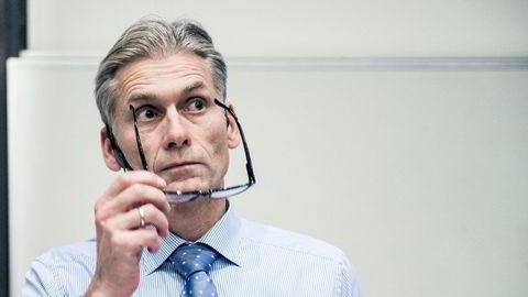 Norske Thomas Borgen var toppsjef i Danske Bank i en årrekke før han gikk av høsten 2018 etter hvitvaskingsskandalen i banken. Han har vært siktet i den danske etterforskningen av saken. Han ønsker ikke å kommentere hvorvidt han nå er siktet, tiltalt, eller om hans siktelse er blant dem som nå er droppet i saken.