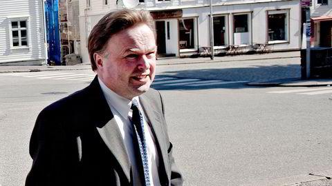 Schjødt-partner Erling Ueland har i flere år vært blant advokatene med aller høyest inntekt i landet. Dette bildet er fra 2009.