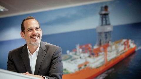 Seadrill-sjef Anton Dibowitz er optimist etter kunngjøring av ny redningsplan.