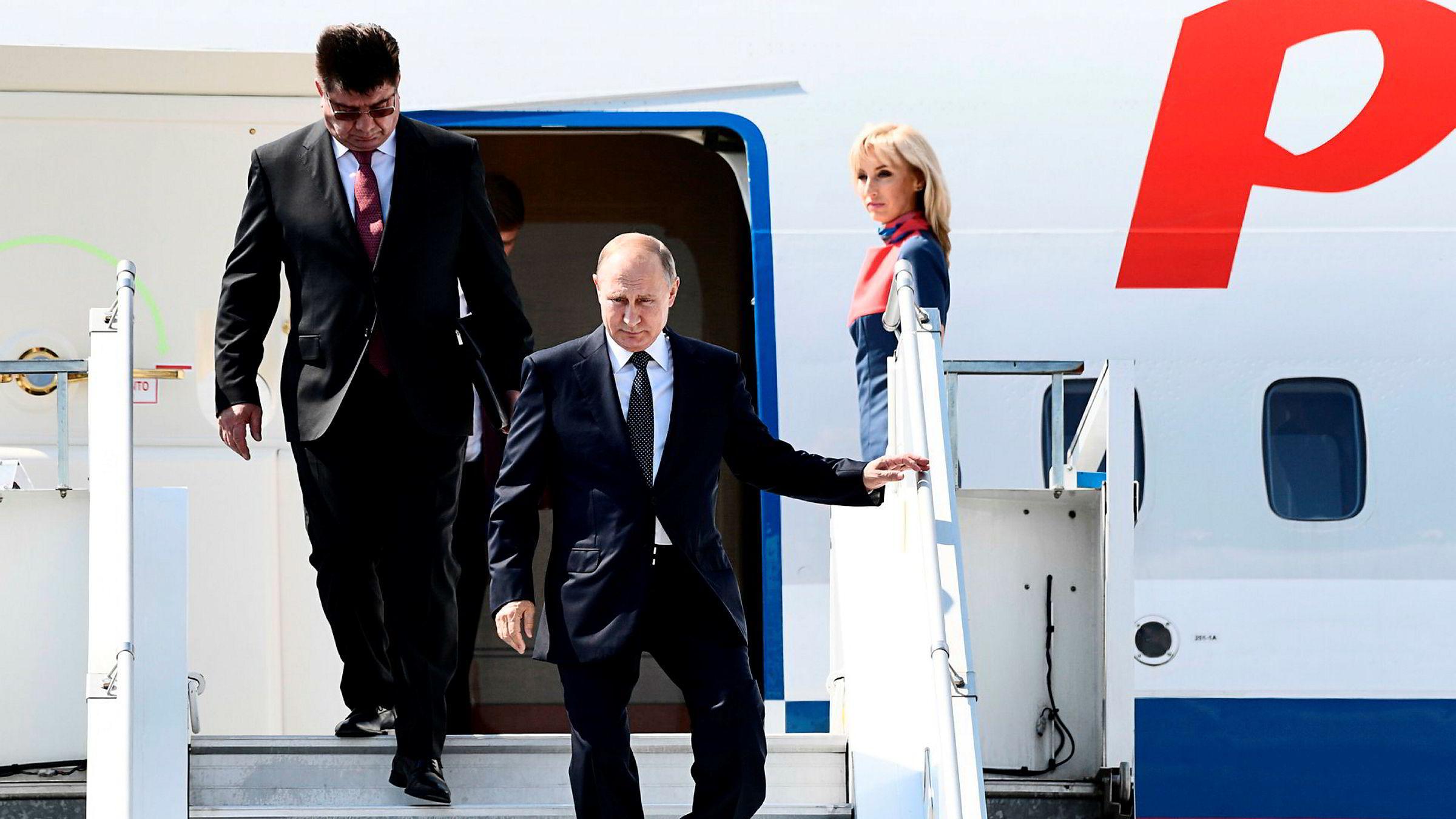 Russlands president Vladimir Putin vant en politisk seier i Finland, men nå venter økonomisk svie.