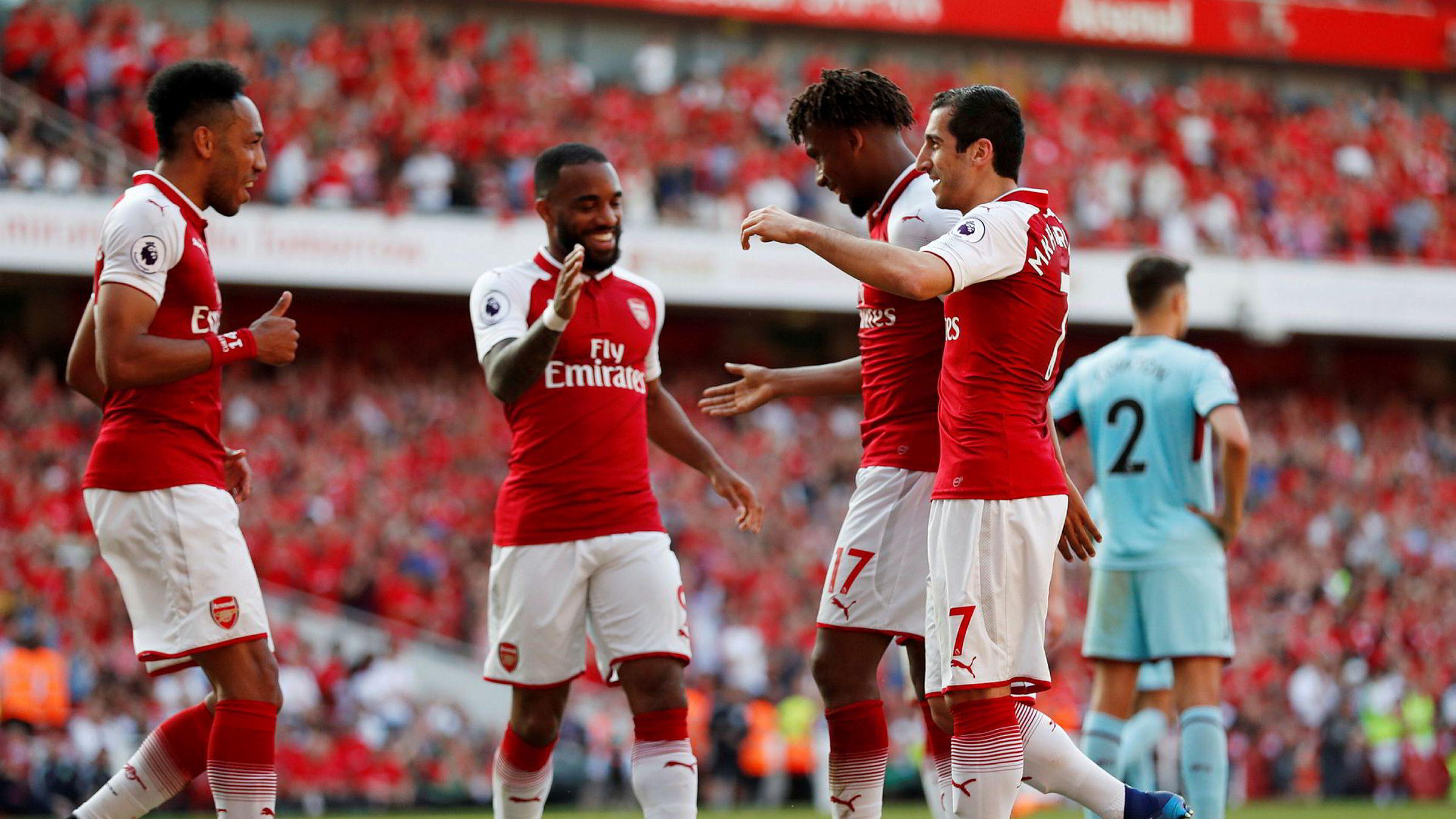 TV3-eier MTG har kjøpt rettighetene til engelske Premier League og kampene til storklubben Arsenal i Sverige, Danmark og Finland.
