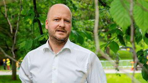 Sigbjørn Aanes følte at han sviktet Erna Solberg