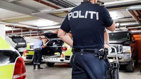 Politiet brukte 20 minutter på å komme frem til moskeen der Philip Manshaus forsøkte å gjennomføre et terrorangrep.