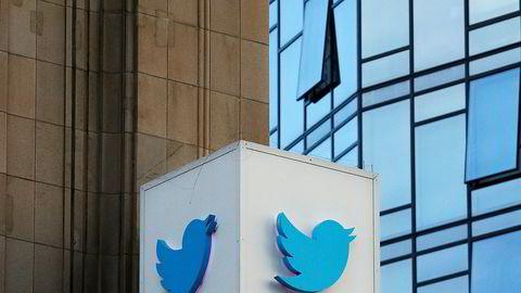 Twitter har hovedkontor i San Francisco, USA. Foto: Jeff Chiu
