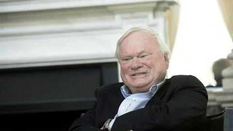 John Fredriksen og hans selskap Hemen Holding er blant de største aksjonærene i Solstad Offshore.