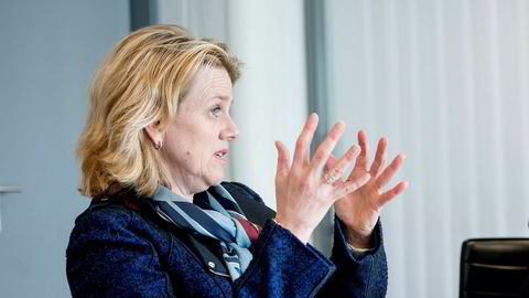 Professor Hilde C. Bjørnland er forundret over Finansdepartementet.