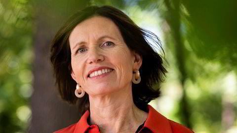 Portrettet - Anniken Ramberg Krutnes, ny norsk ambassadør til USA.