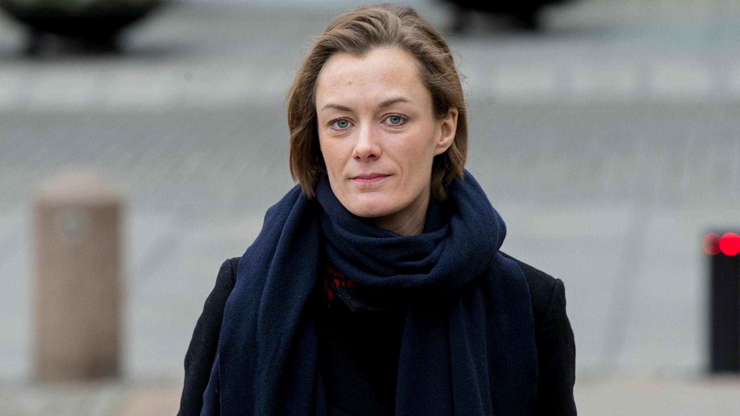 Anette Trettebergstuen er kritisk til at kronprinsesse Mette-Marit har pleiet omgang med overgrepsdømte Jeffrey Epstein.