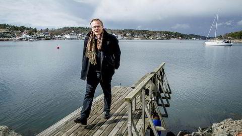 Økokrim har tiltalt arkitekt Rune Breili (bildet) for grov korrupsjon, etter at han ga råd og tegninger til byggingen av huset til tidligere byggesaksbehandler Harald Svendsen.