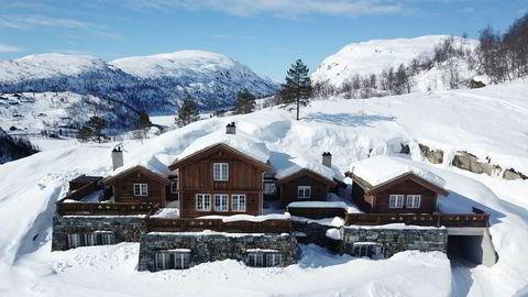 Sirdals dyreste hytte er nå solgt for 17,75 millioner kroner.