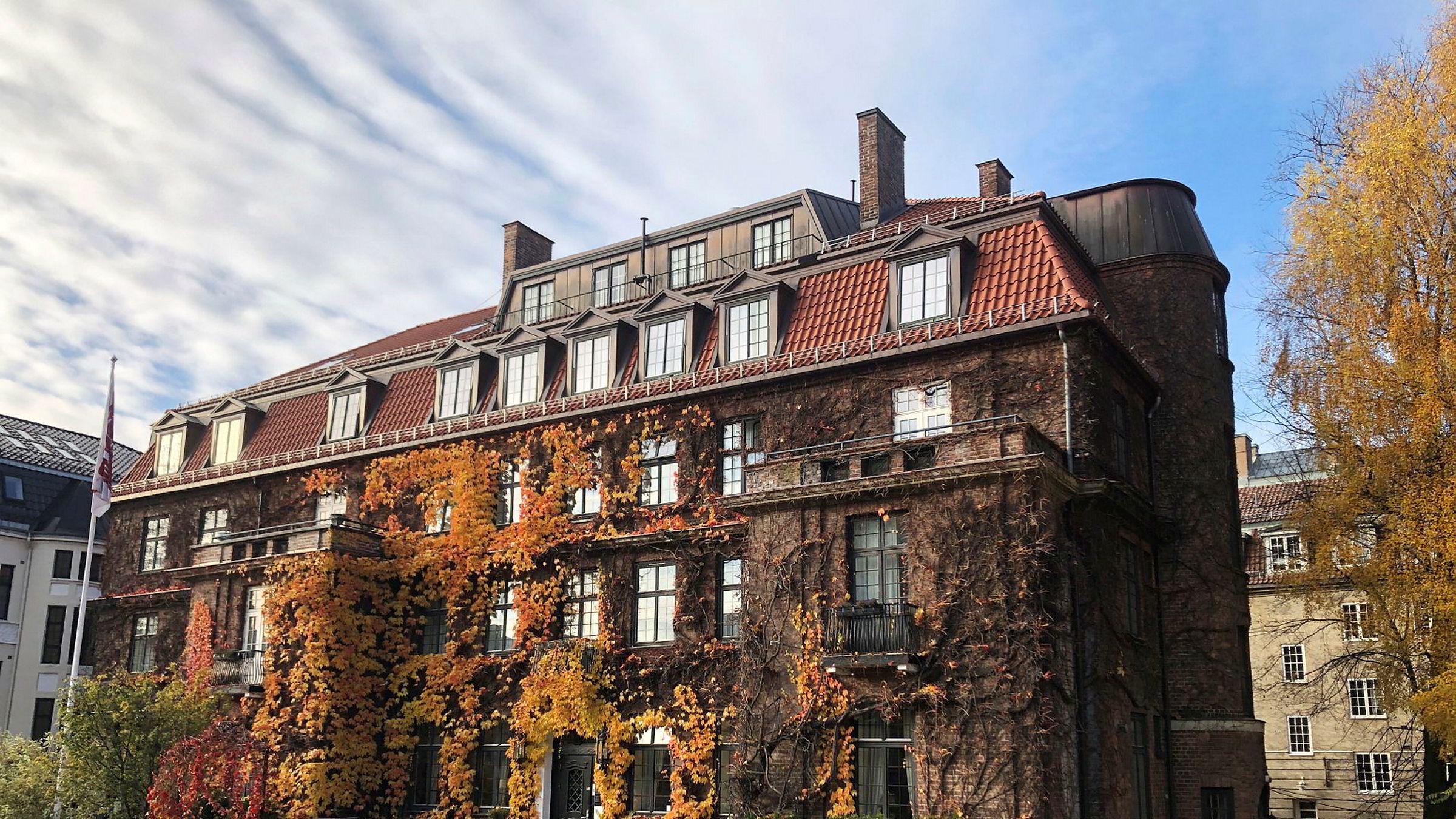 Clarion Collection Hotel Gabelshus ligger i Gabels gate på Frogner i Oslo med mange av hovedstadens ambassadører i området.