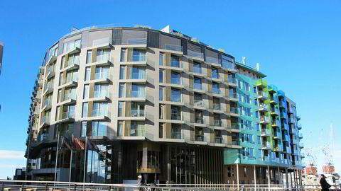 Fire år etter åpningen kan Petter A. Stordalen vise til positiv bunnlinje for luksushotellet The Thief på Tjuvholmen i Oslo.