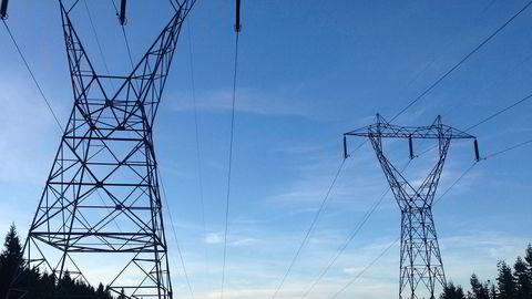 Strømprisene trekker opp inflasjonen i oktober. Elektrisitet inkludert nettleie økte med 5,4 prosent.