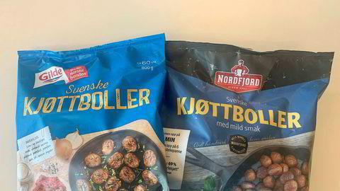 Næringslivets Konkurranseutvalg har kommet frem til at Nordfjord Kjøtt har etterlignet Norturas emballasje.