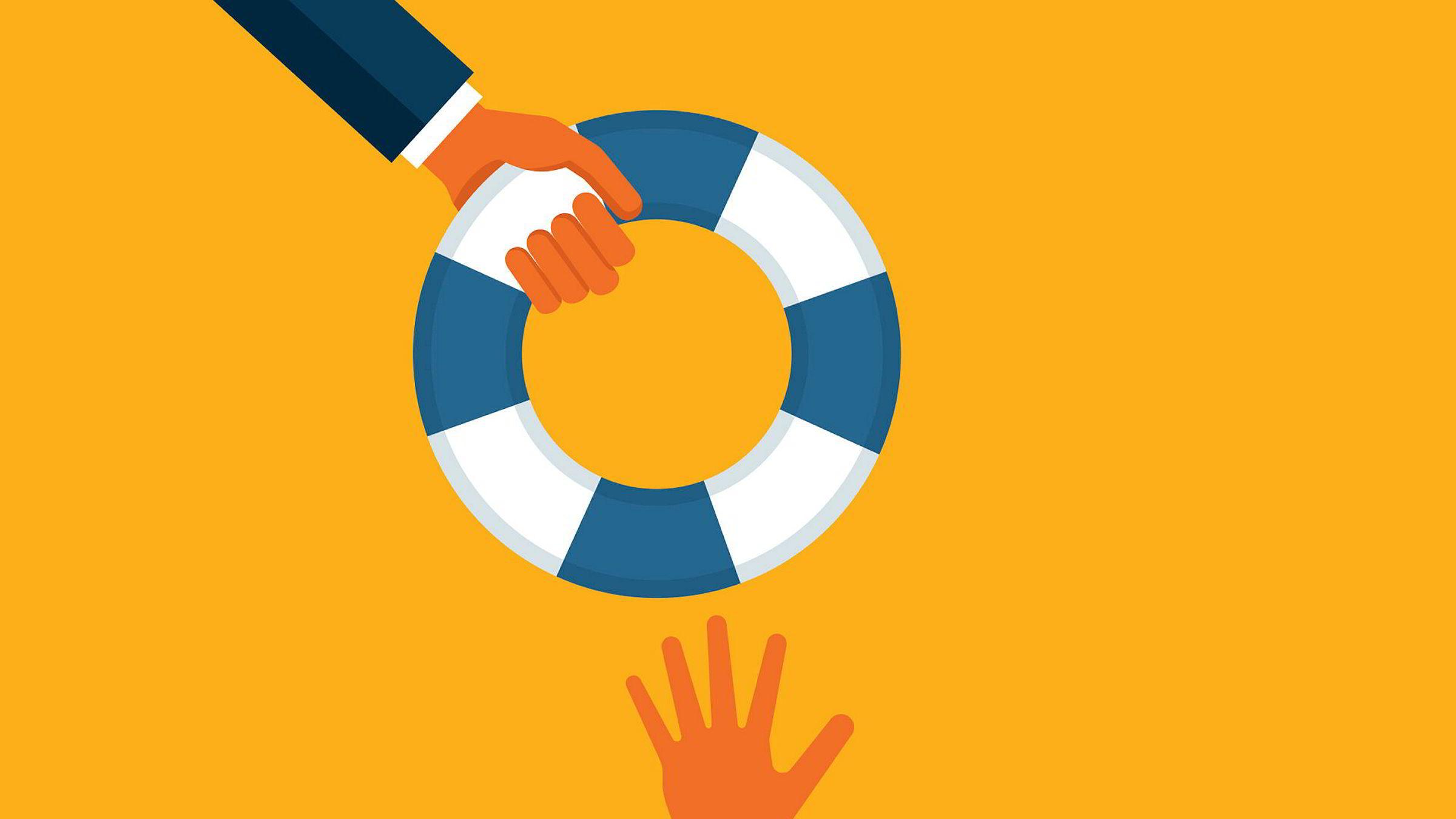 Det er ikke dagligdags at staten stiller med en garantiordning der banker kan gi lån, mens staten tar 90 prosent av risikoen, skriver Lars Ekeland, Stian Tande Mortensen og Lars-Erik Østerbø i innlegget.