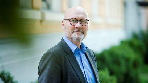 Administrerende direktør Bernt S. Zakariassen i Verdipapirfondenes Forening.