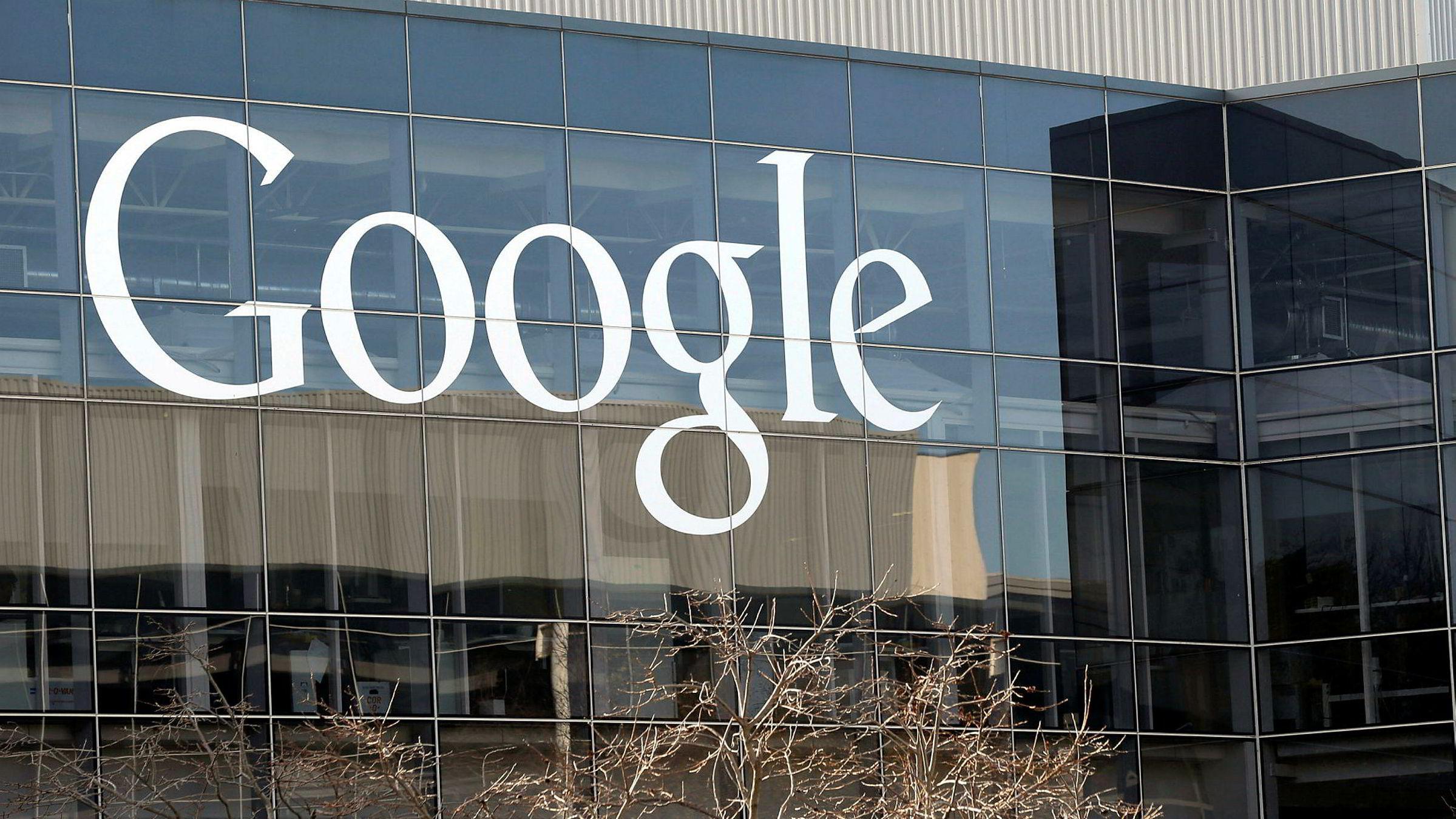 Google avviser å ha brutt EUs konkurranseregler.