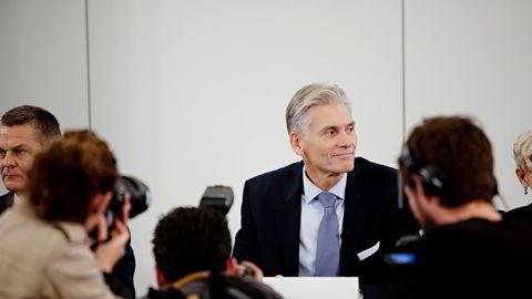 Thomas Borgen, den norske mangeårige toppsjefen i Danske Bank, gikk av som følge av hvitvaskingssaken i Danske Bank høsten 2018.