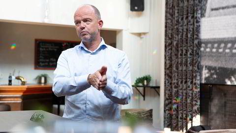 Administrerende direktør Ole Erik Almlid i NHO.