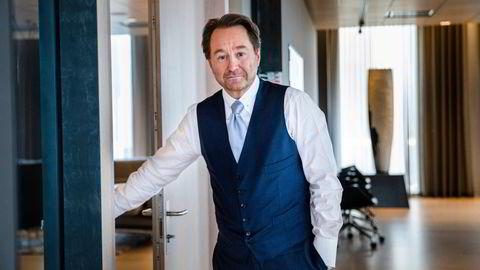 Kjell Inge Røkke vil børsnotere hydrogenselskapet Aker Clean Hydrogen