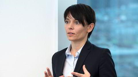 Juridisk direktør Karin Stakkestad Laastad i Konkurransetilsynet er fornøyd med dommen fra Høyesterett.
