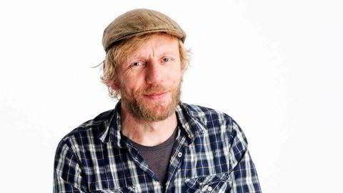 Bjørn Gabrielsen.