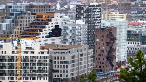 Vil disse byggene forbli tomme etter pandemien?
