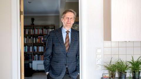 Finanstopp Arthur Sletteberg risikerer at stillingen han søkte på som visesentralbanksjef i Norges Bank må lyses ut på nytt.
