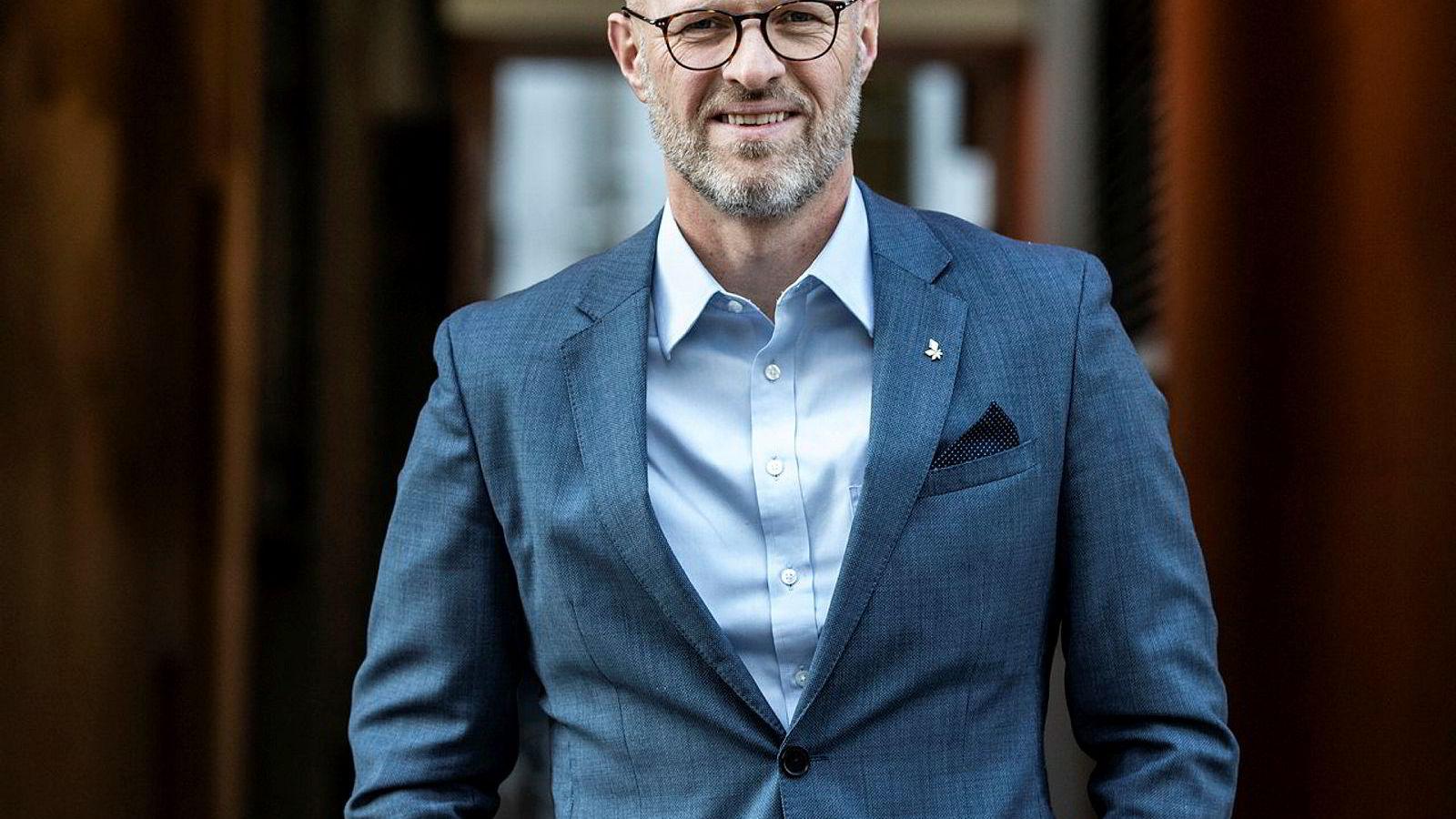 Torgrim Reitan leder den internasjonale virksomheten til Equinor. Han har tidligere vært både finansdirektør og sjef for aktiviteten i USA.