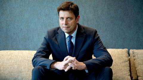 Gründer og toppsjef Bjørn Tore Larsen i Norse Atlantic Airways sier det er feil å fusjonere med andre – også Norwegian.