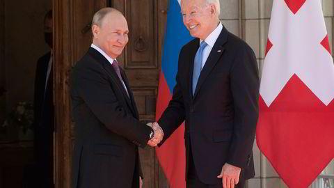 President Vladimir Putin kom best ut av møtet med president Joe Biden i Genève forrige uke, skriver artikkelforfatteren.