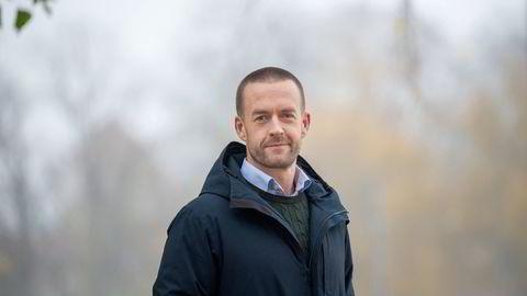 – Vi tror på knutepunkter i bynære strøk i Stor-Oslo regionen, sier administrerende direktør Andreas Martinussen i Solon Eiendom.