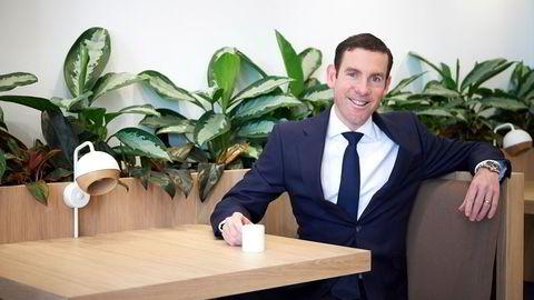 Lex Greensill er toppsjef og grunnlegger av det britiske fondet Greensill Capital, som nå risikerer konkurs. Her avbildet i mai 2019.