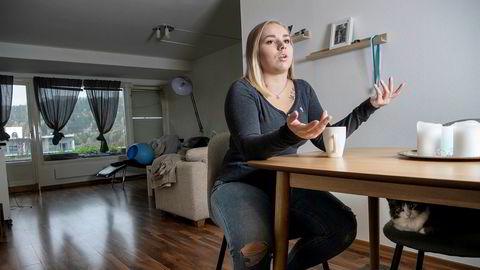 Christiane Lundby fikk ikke lov til å stå stille på jobb. – Det var alltid tempo over kvalitet, sier hun.