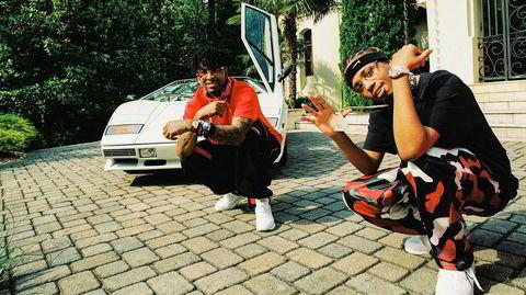 21 Savage (t.v.) og Metro Boomin klarer med «Savage Mode II» kunststykket å appellere til både gubberapfansen og de yngste lytterne.