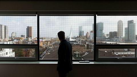 Eksperimentell arkitektur har gjort Rotterdam til en turistattraksjon