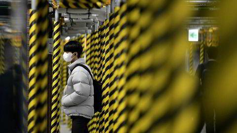 Tallene på koronavirussmittede i Japan øker.
