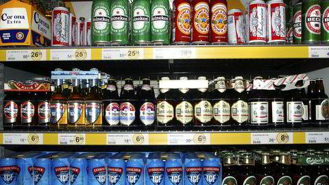 Høyre ønsker å gjøre det lettere for nettbutikkene å selge øl.