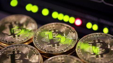 En bitcoin er nå verd 14.200 dollar, tilsvarende 117.000 kroner.