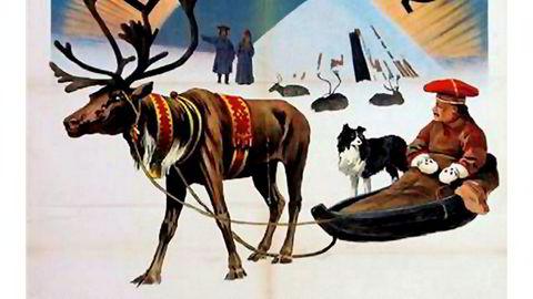 Troppet opp. Vinteren 1910 hentet Carl Hagenbeck omtrent 20 finske samer fra Enare og Kittilä til sin nye dyrehage i Stellingen utenfor Hamburg. Reinsdyrene ble sendt i forveien.