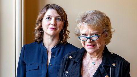 Caroline Joly: – Moren min frykter ingenting