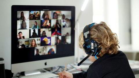 Økt bruk av hjemmekontor, fjernundervisning, videokonferanser og nettskytjenester har ført til høy etterspørsel etter dataminne til bruk i dataservere.