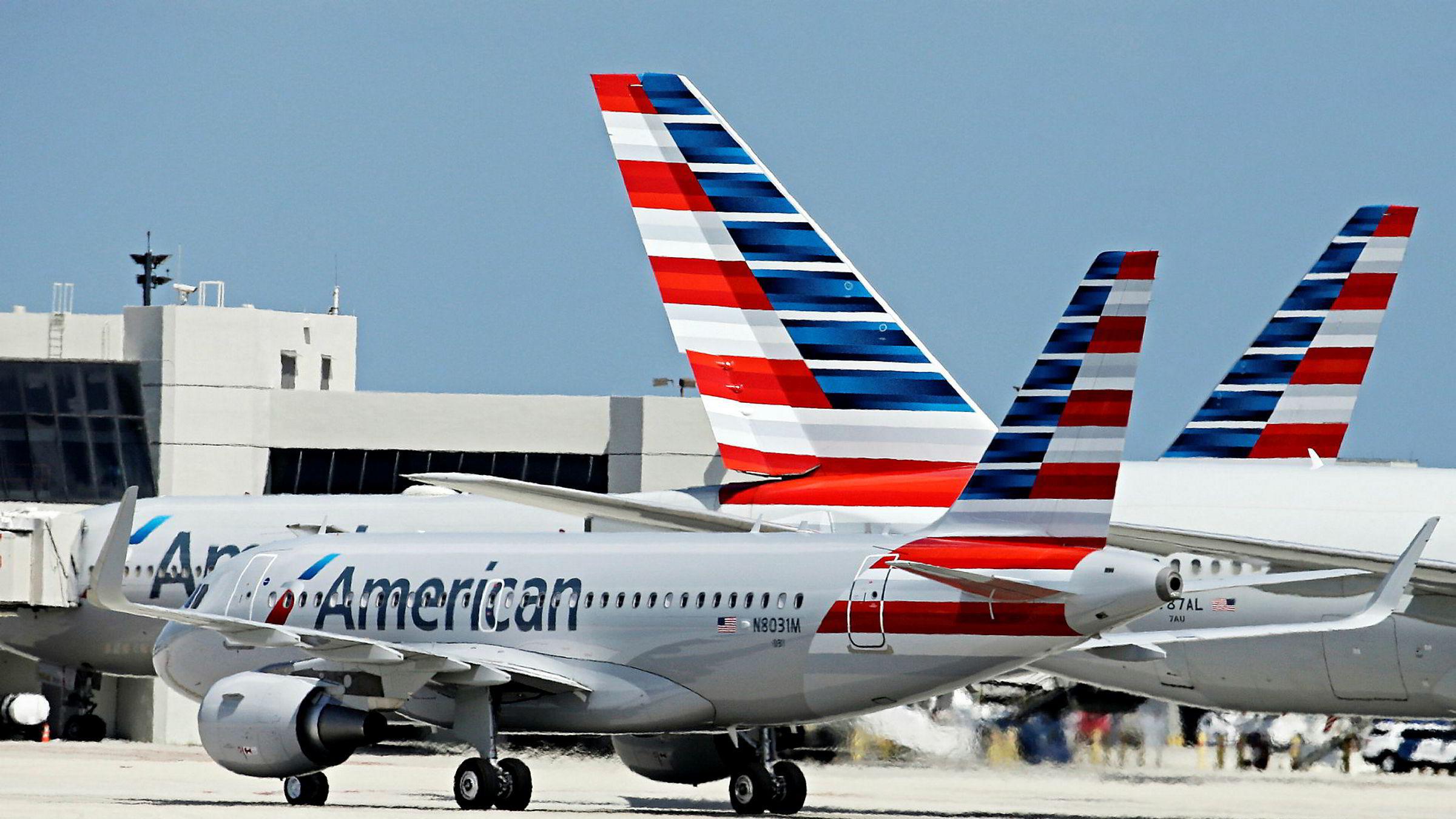 – Passasjerene kan bli møtt med respektløse, diskriminerende og utrygge omgivelser, skriver menneskerettsorganisasjon om flyselskapet American Airlines.
